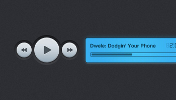 Digital Music Player (PSD)