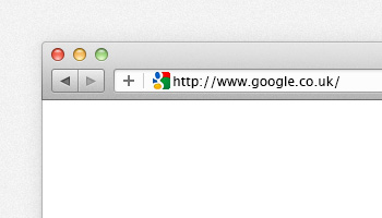 Safari Browser Chrome (PSD)