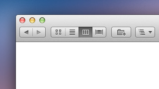 Retina Finder Window (PSD)